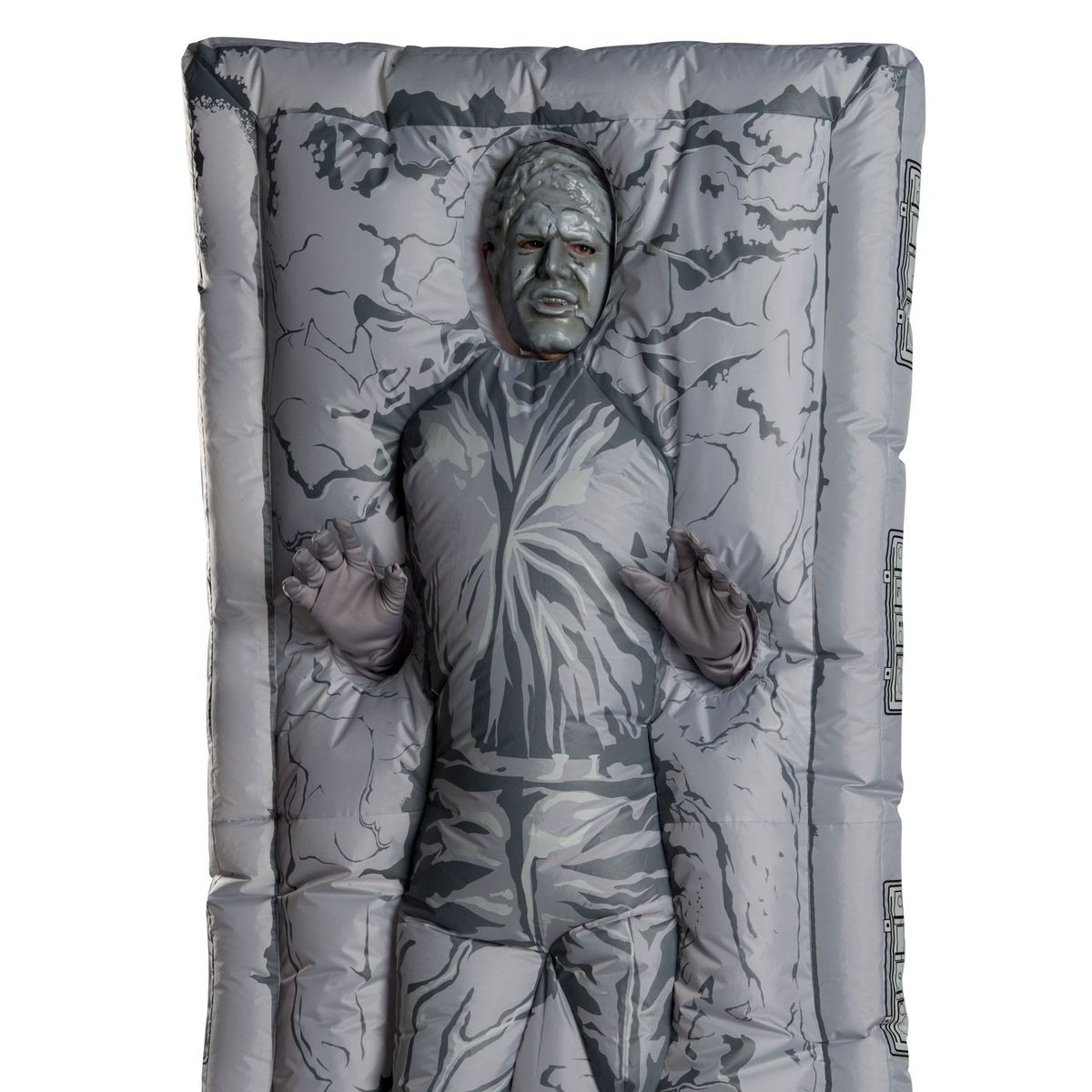 Han Solo Carbonite costume