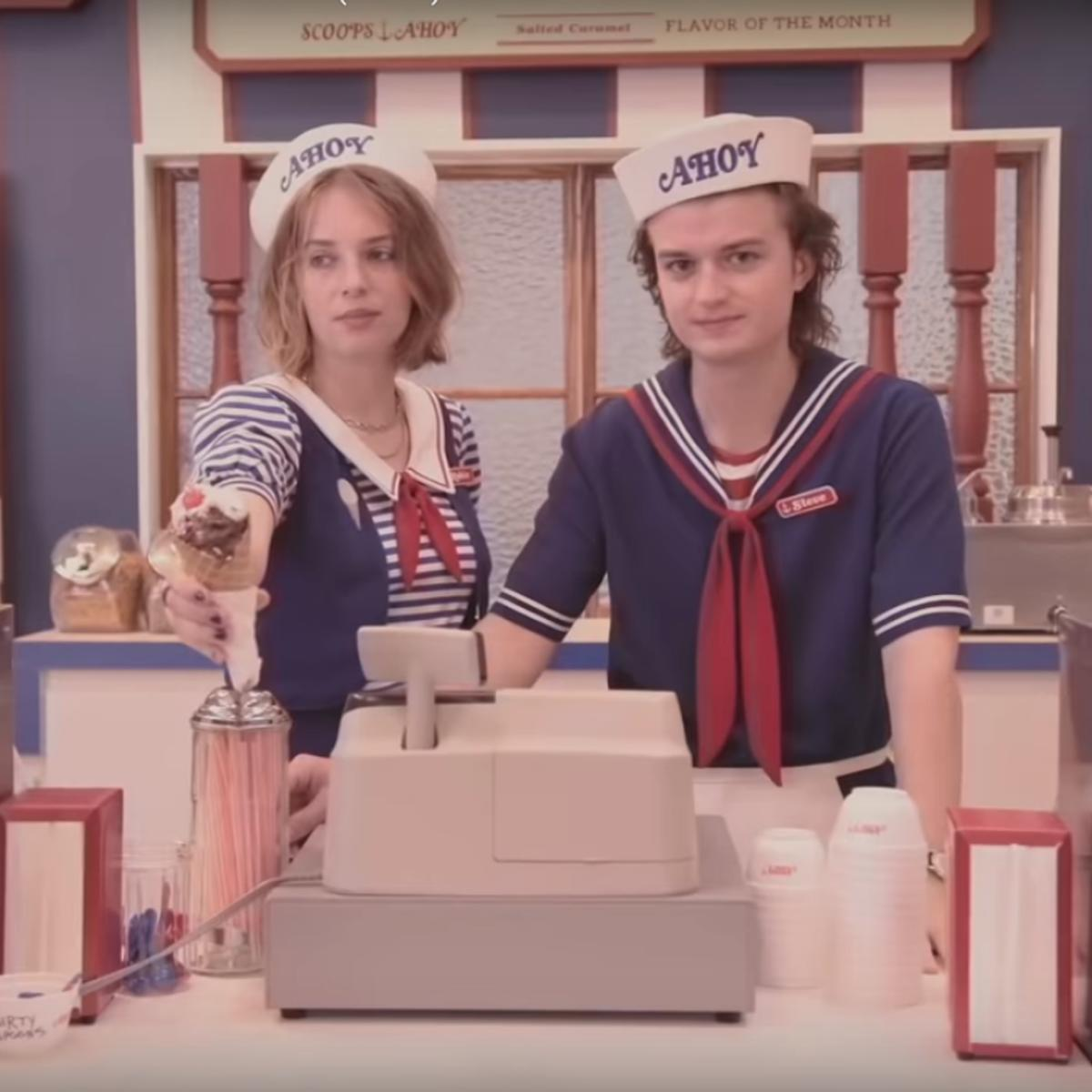 Here's your first glimpse into Stranger Things season 3