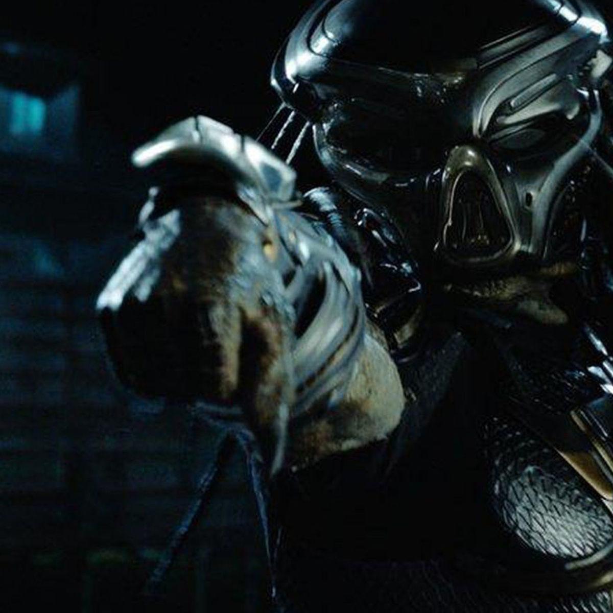 the predator 2018 hero