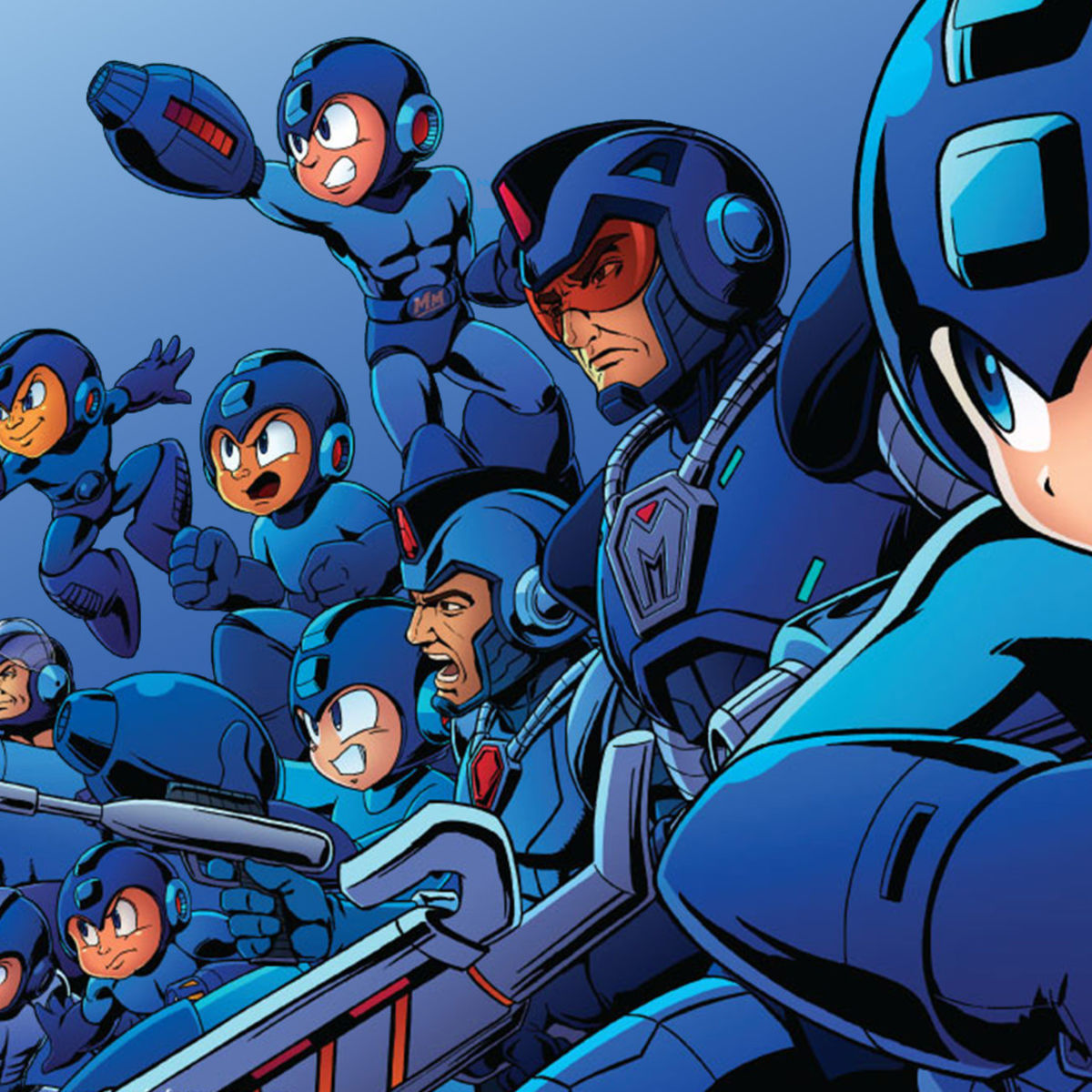 Gaming Call Of Duty Releases Battle Royale Footage Mega Man 11
