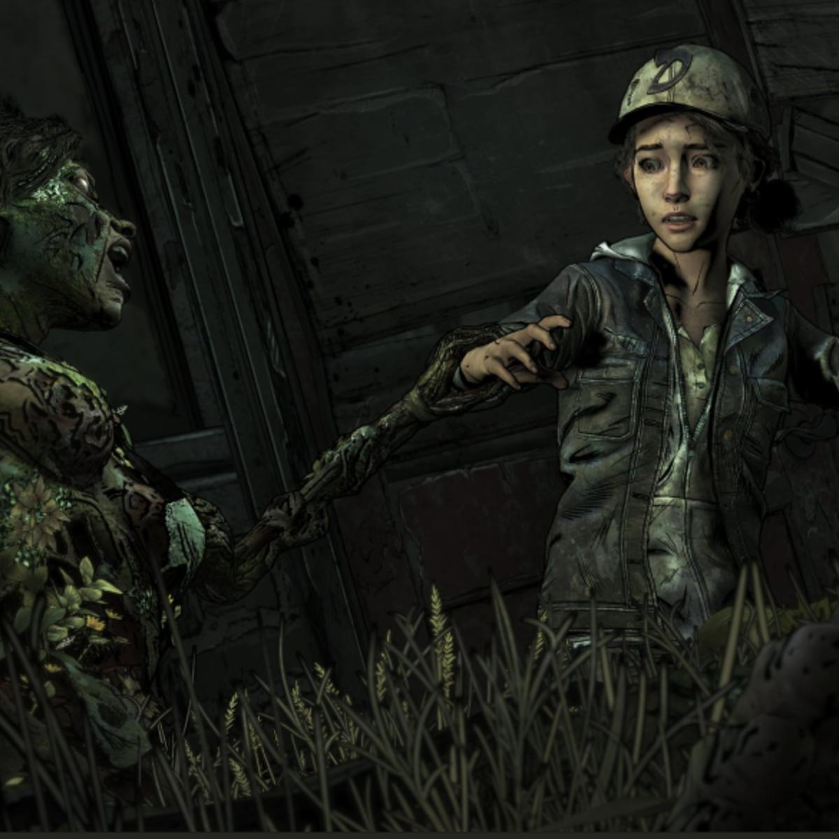 Walking Dead Telltale Games