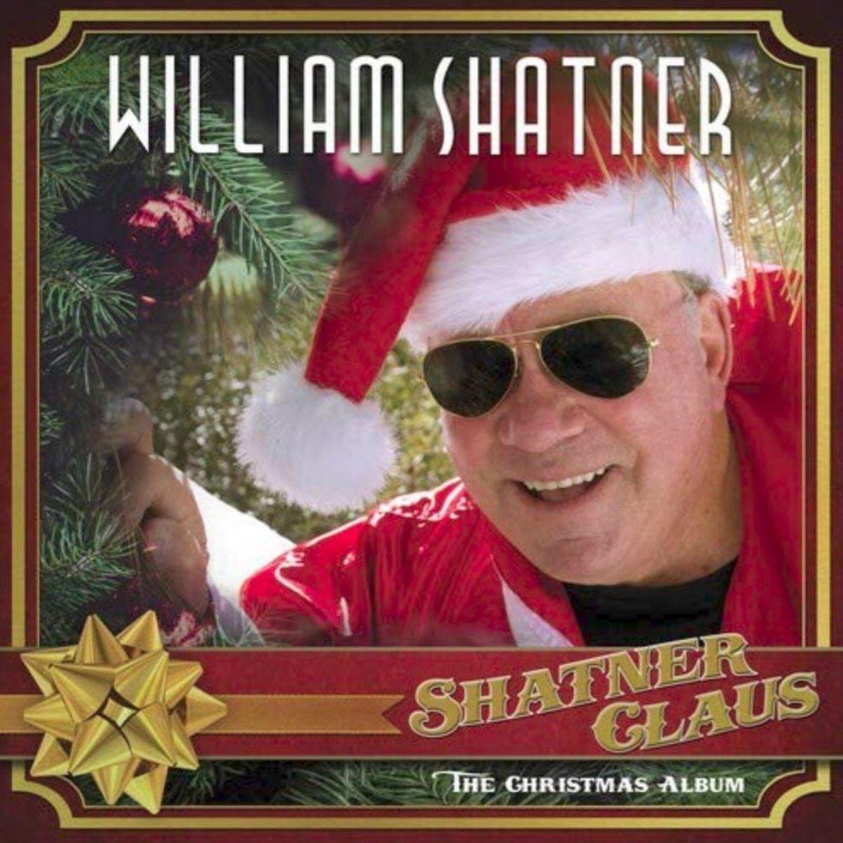 william shatner christmas album shatner claus