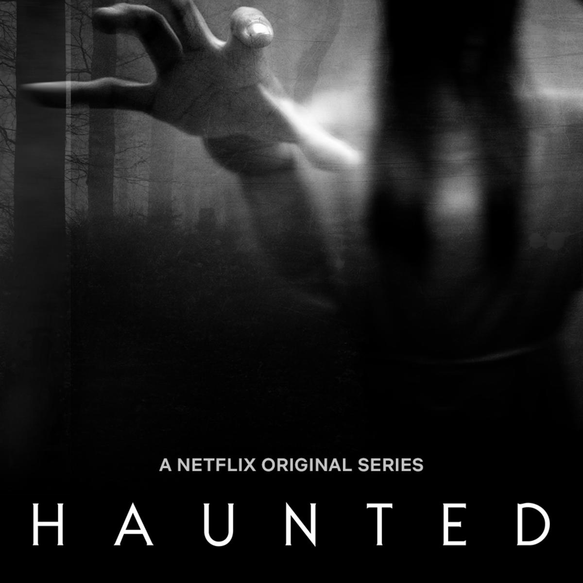 Netflix Haunted Poster