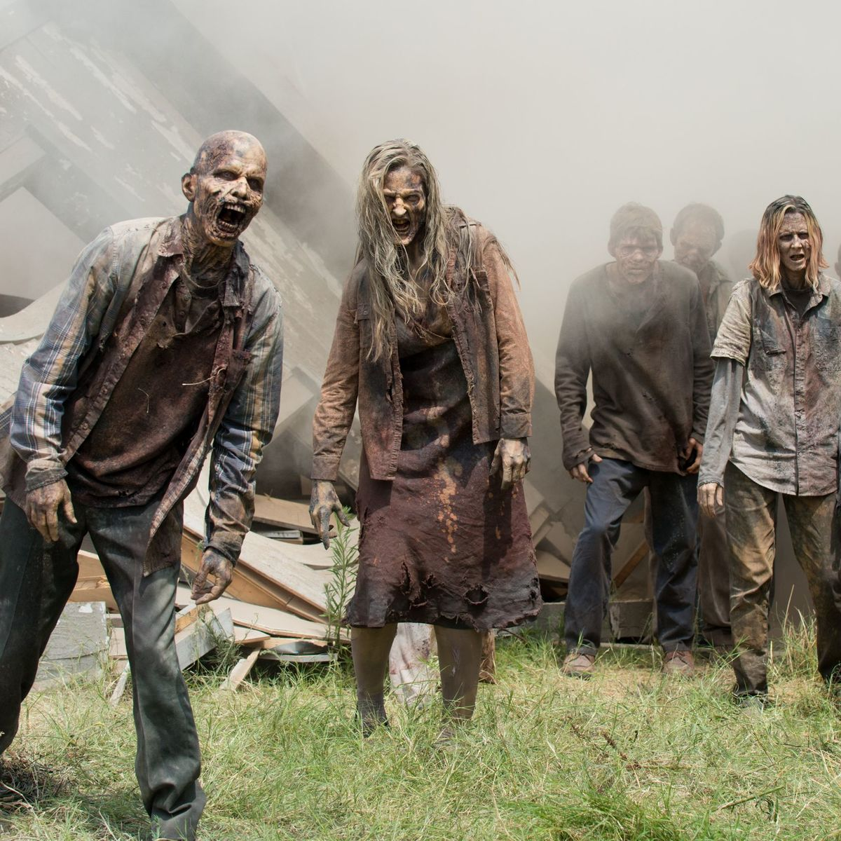'Walking Dead' Hits New Series Ratings Low