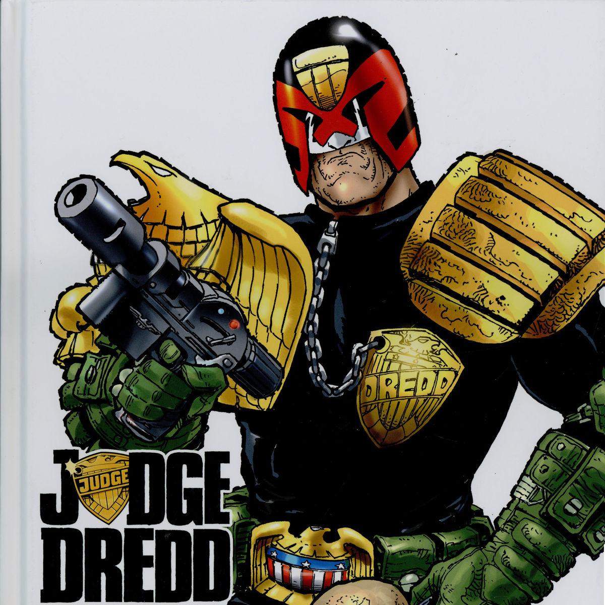 Carlos Ezquerra Judge Dredd