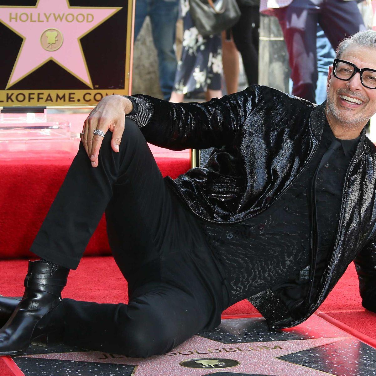 Jeff-Goldblum-Walk-of-Fame