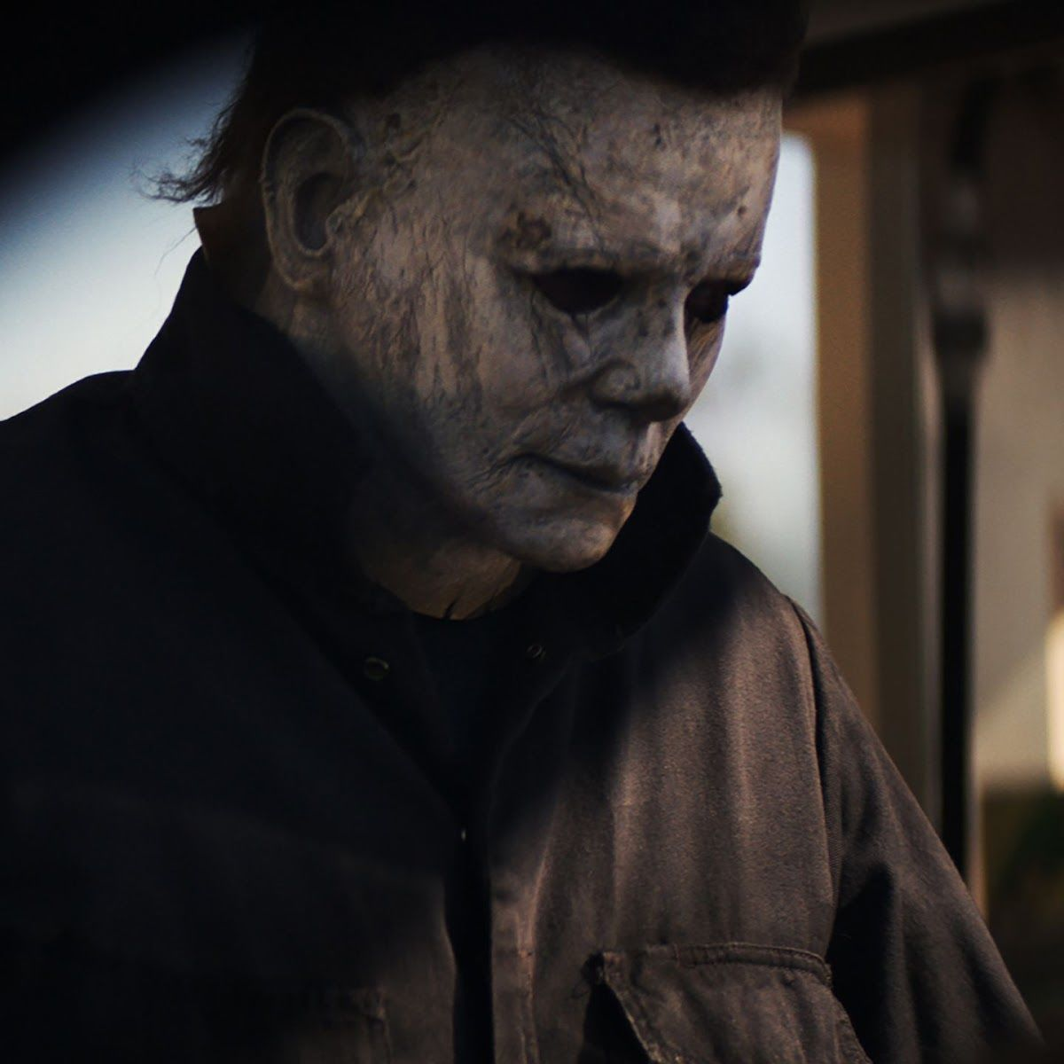 the evolution of michael myers' mask has led to this creepily