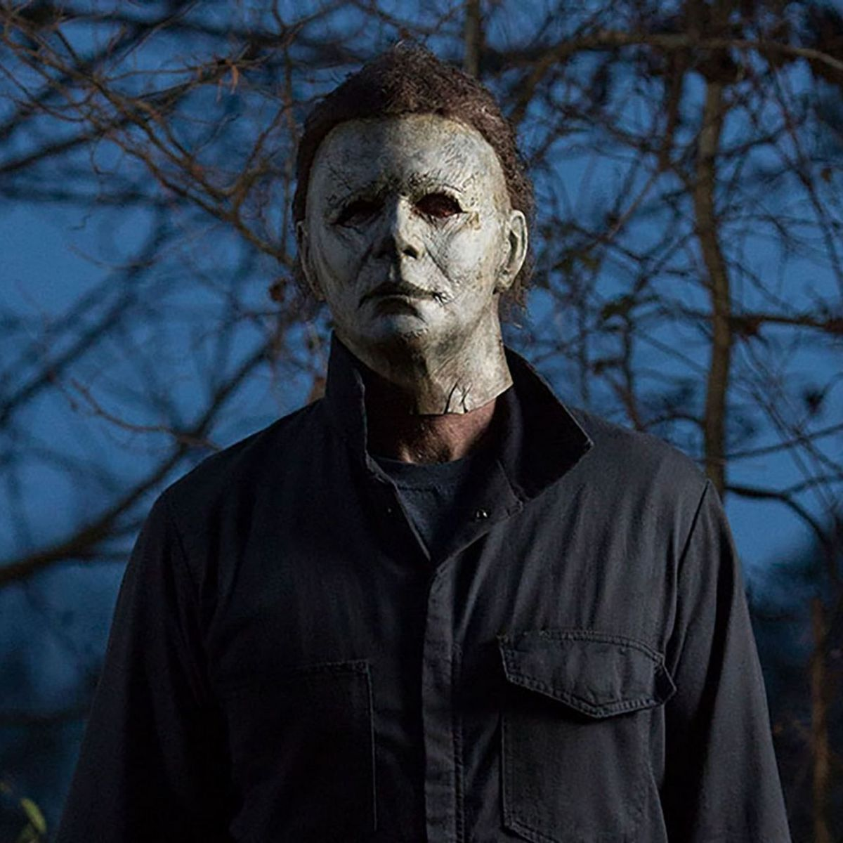 local police force 'arrests' michael myers in halloween prank | syfy
