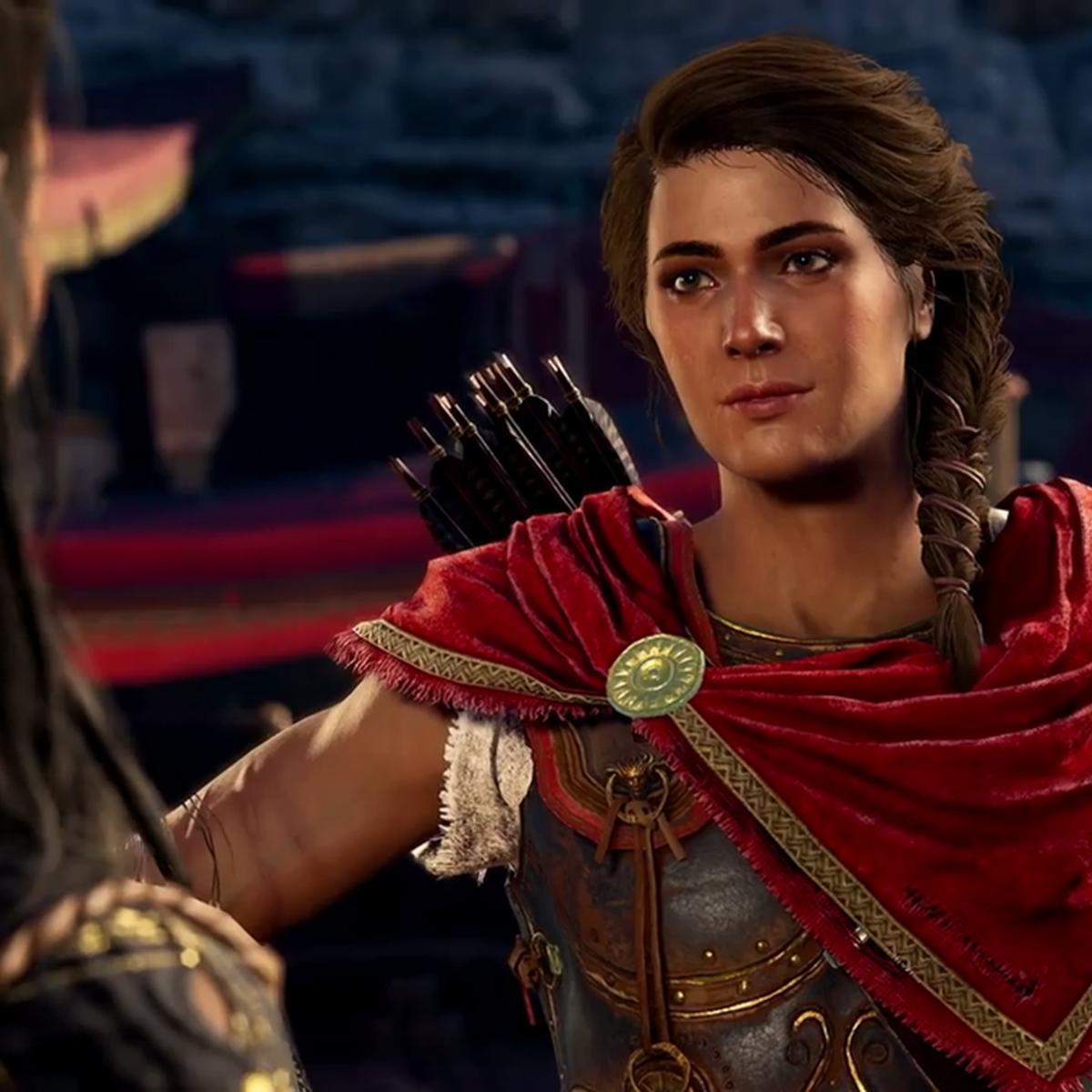 Assassin's Creed Odyssey - Kassandra