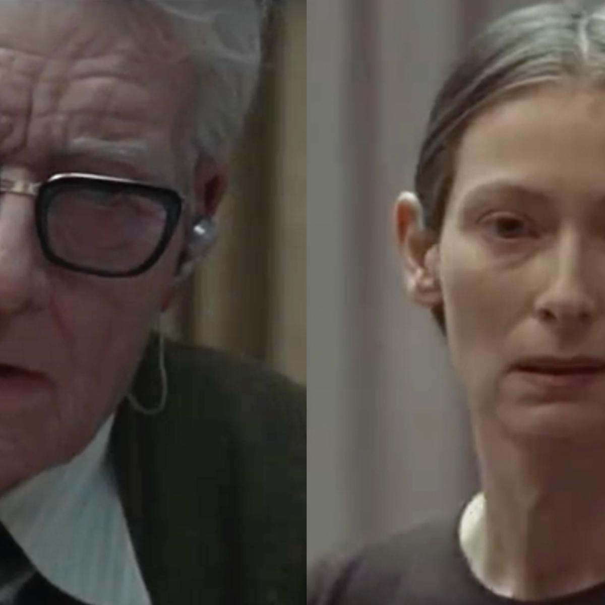 Suspiria: Tilda Swinton finally admits to playing mysterious 82-year-old man