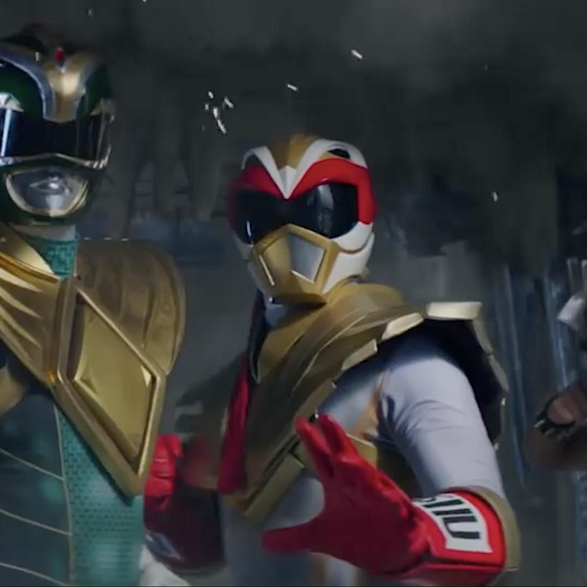 Power Rangers Street Fighter Ryu Ranger