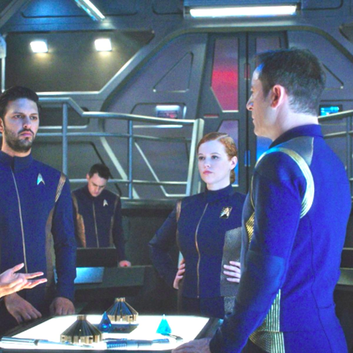 Star Trek Discovery season 1 mirror