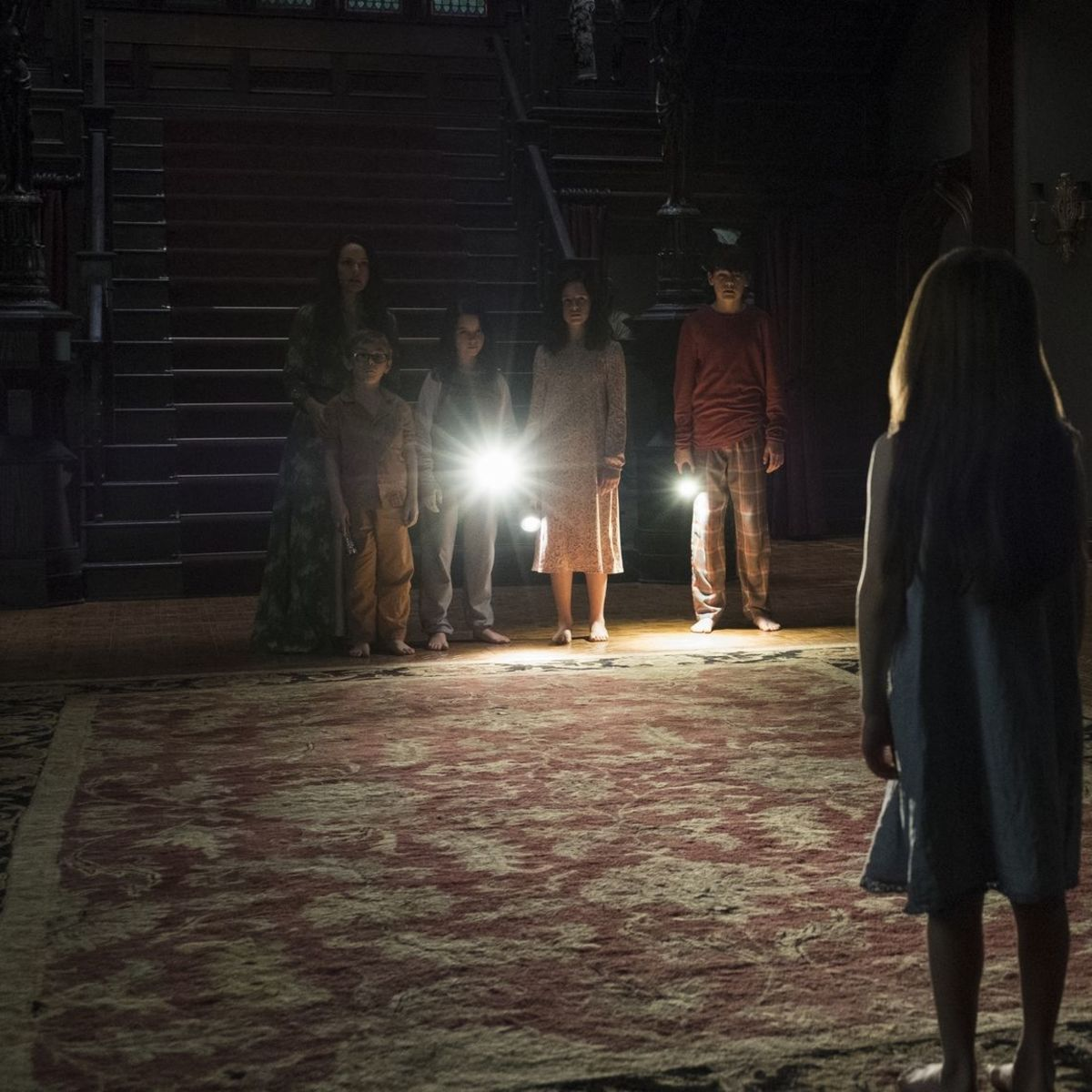 The Haunting of Hill House Cast