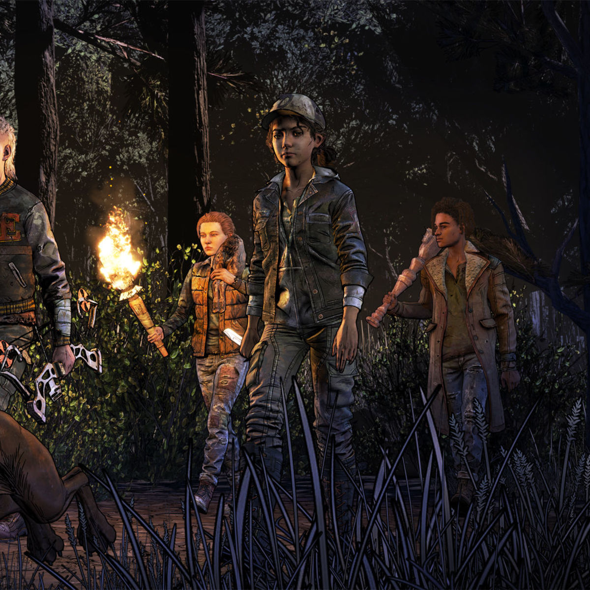 TWD Telltale Final Season