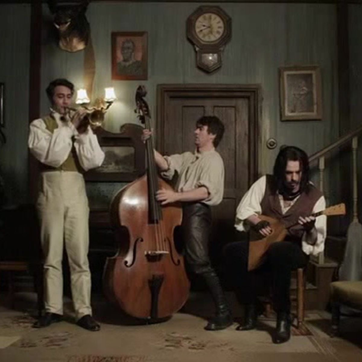 Jemaine Clement, Taika Waititi On 'What We Do In The Shadows' Origins