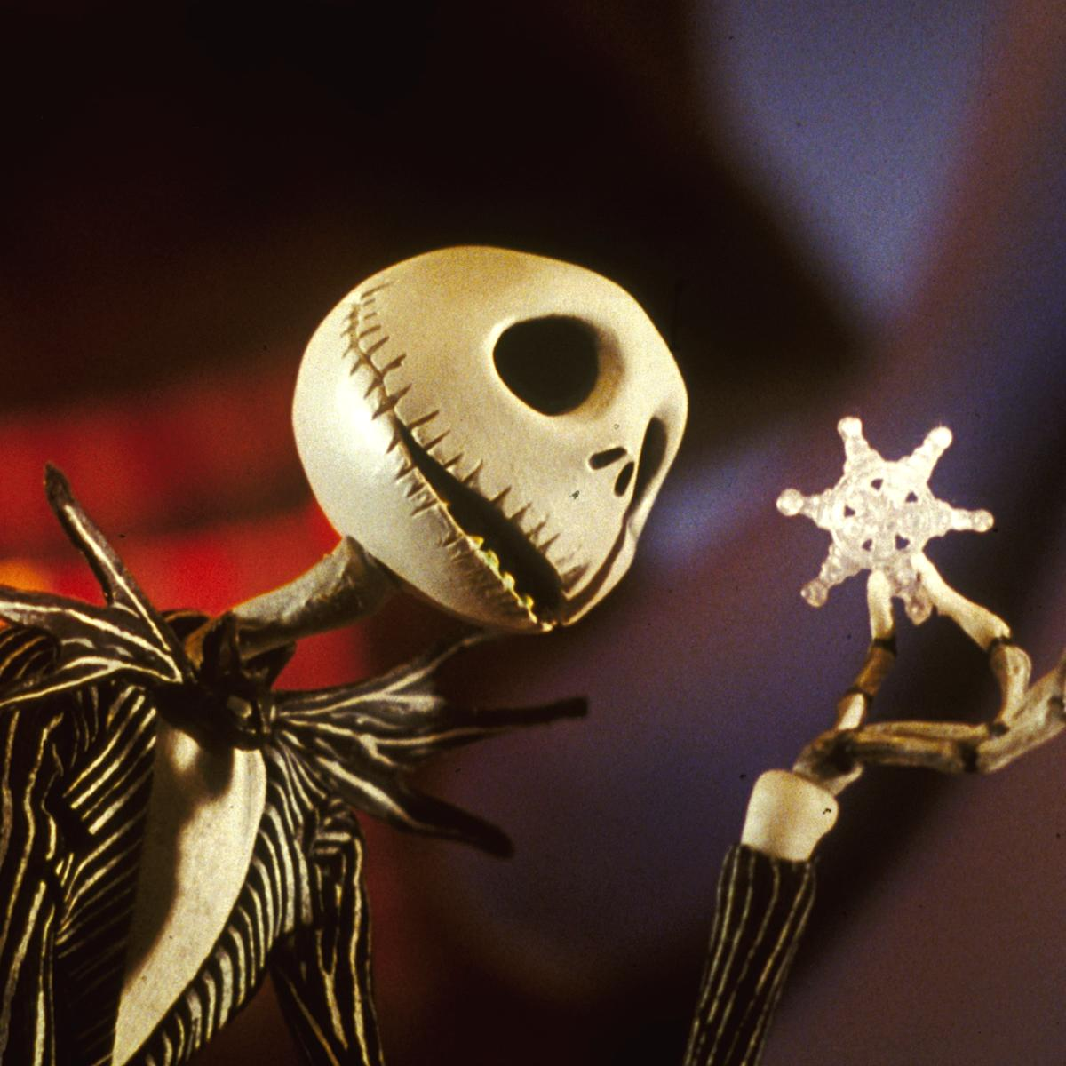 How Tim Burton and Henry Selick made Nightmare Before Christmas a ...