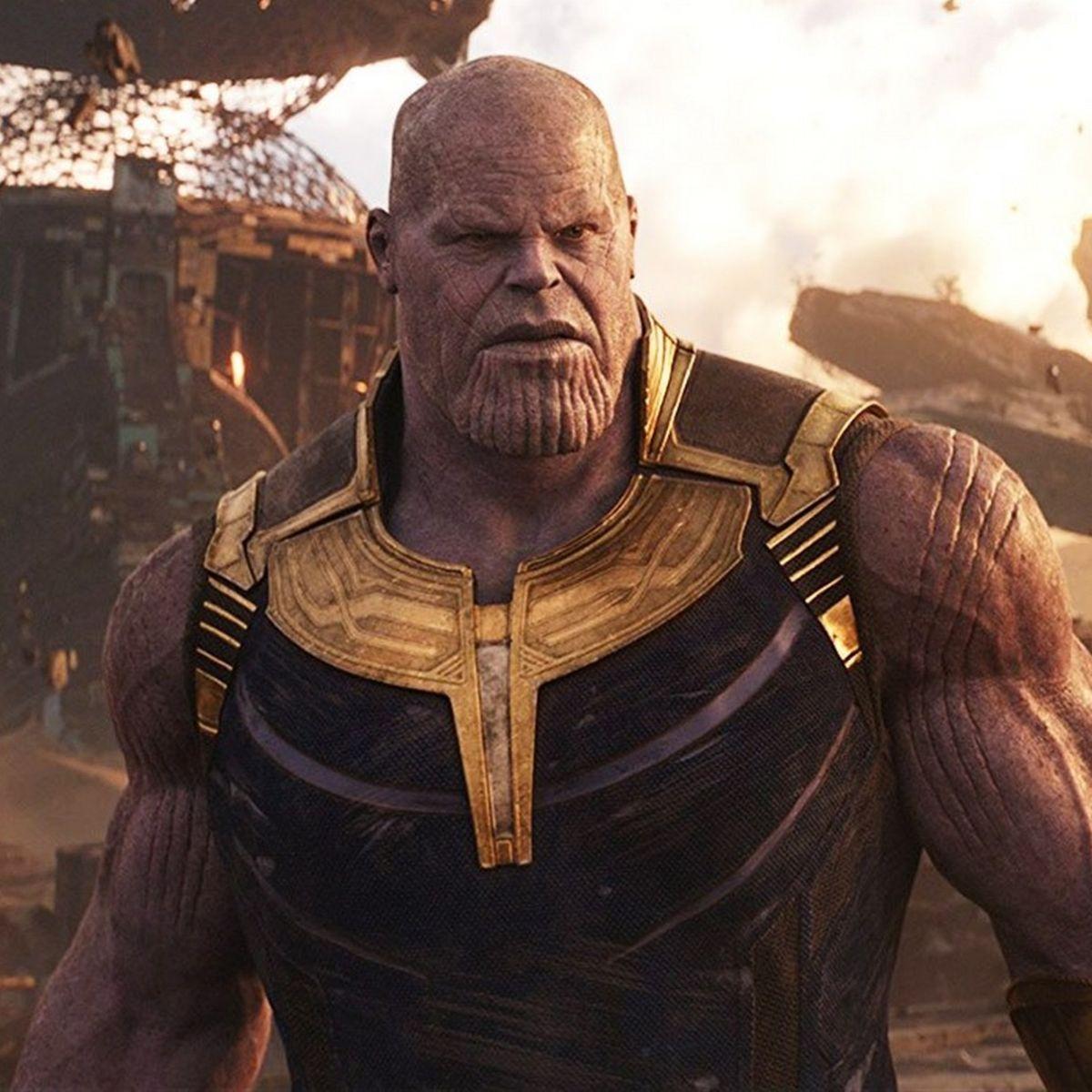 Thanos Avengers Infinity War