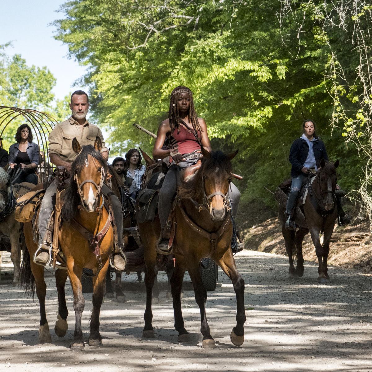 The Walking Dead Season 9 Episode 1 2