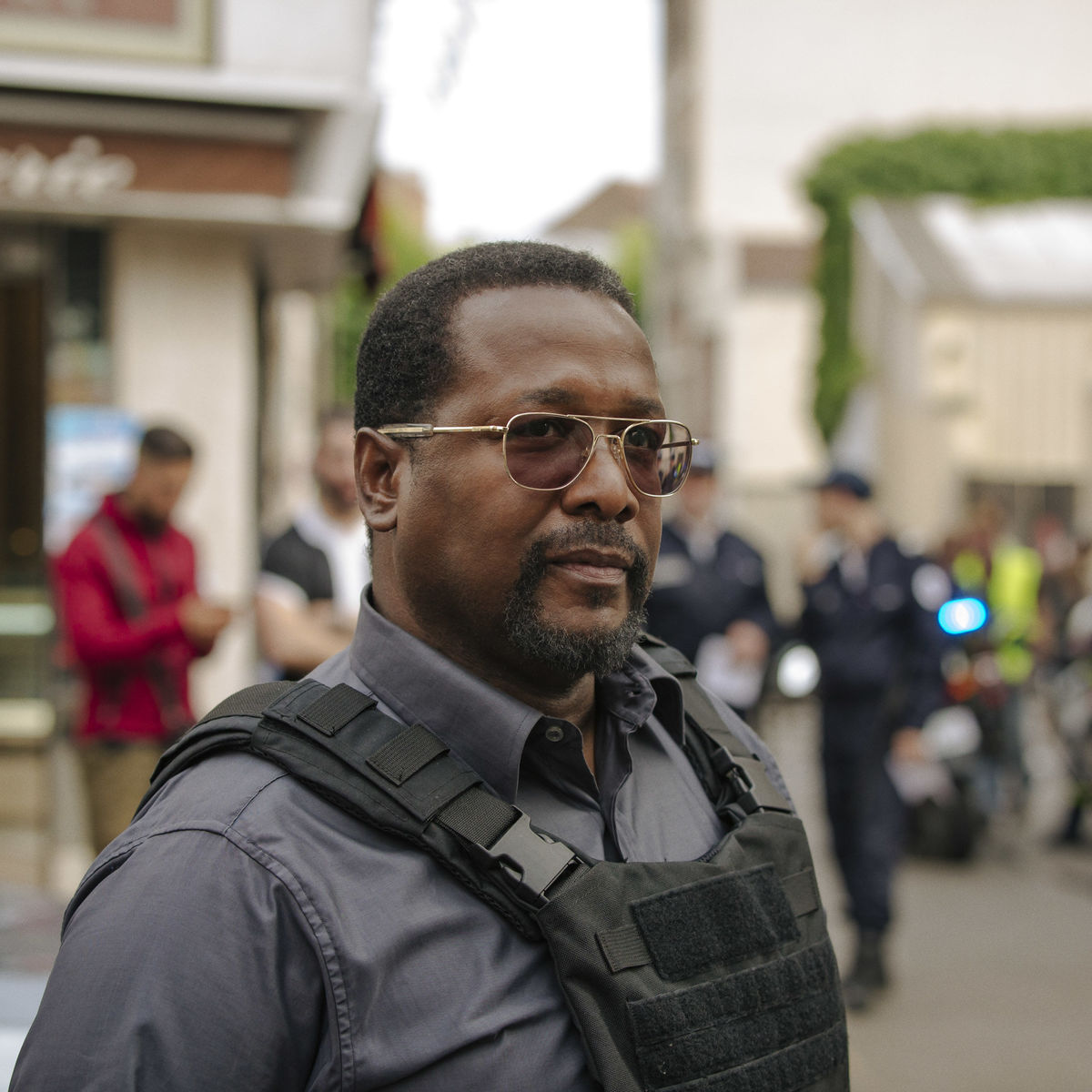 Tom Clancy's Jack Ryan, Wendell Pierce