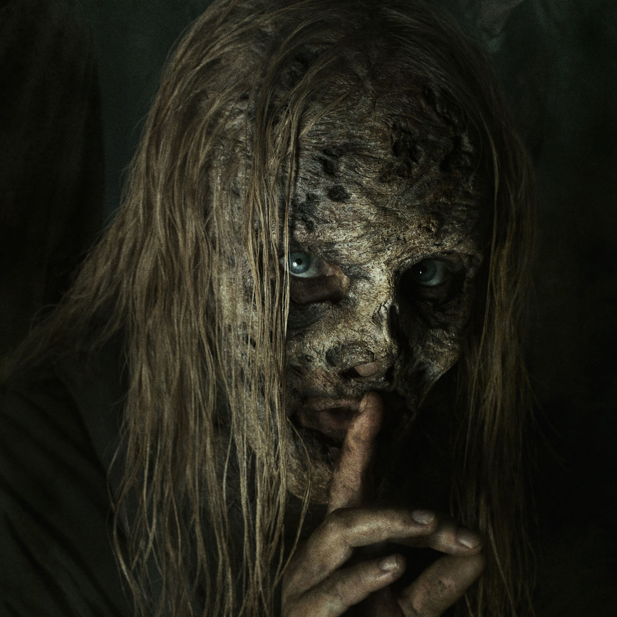 WALKING DEAD's WHISPERERS Leader Revealed In AMC First Look