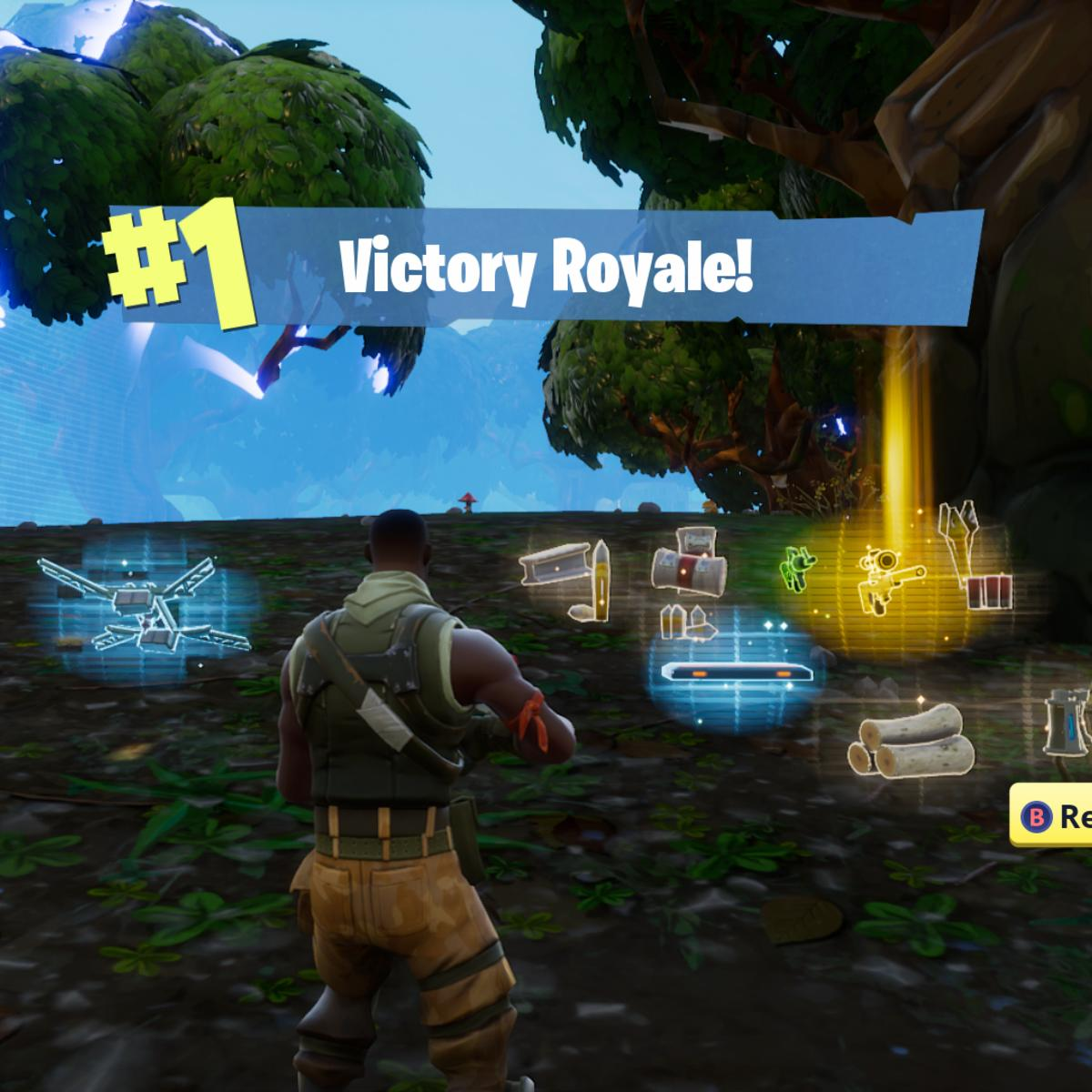 Fortnite - Victory Royale