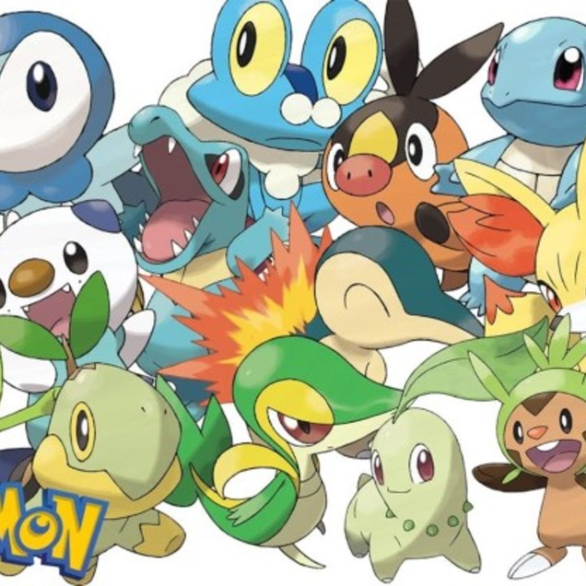 all 23 starter pokémon ranked syfy wire