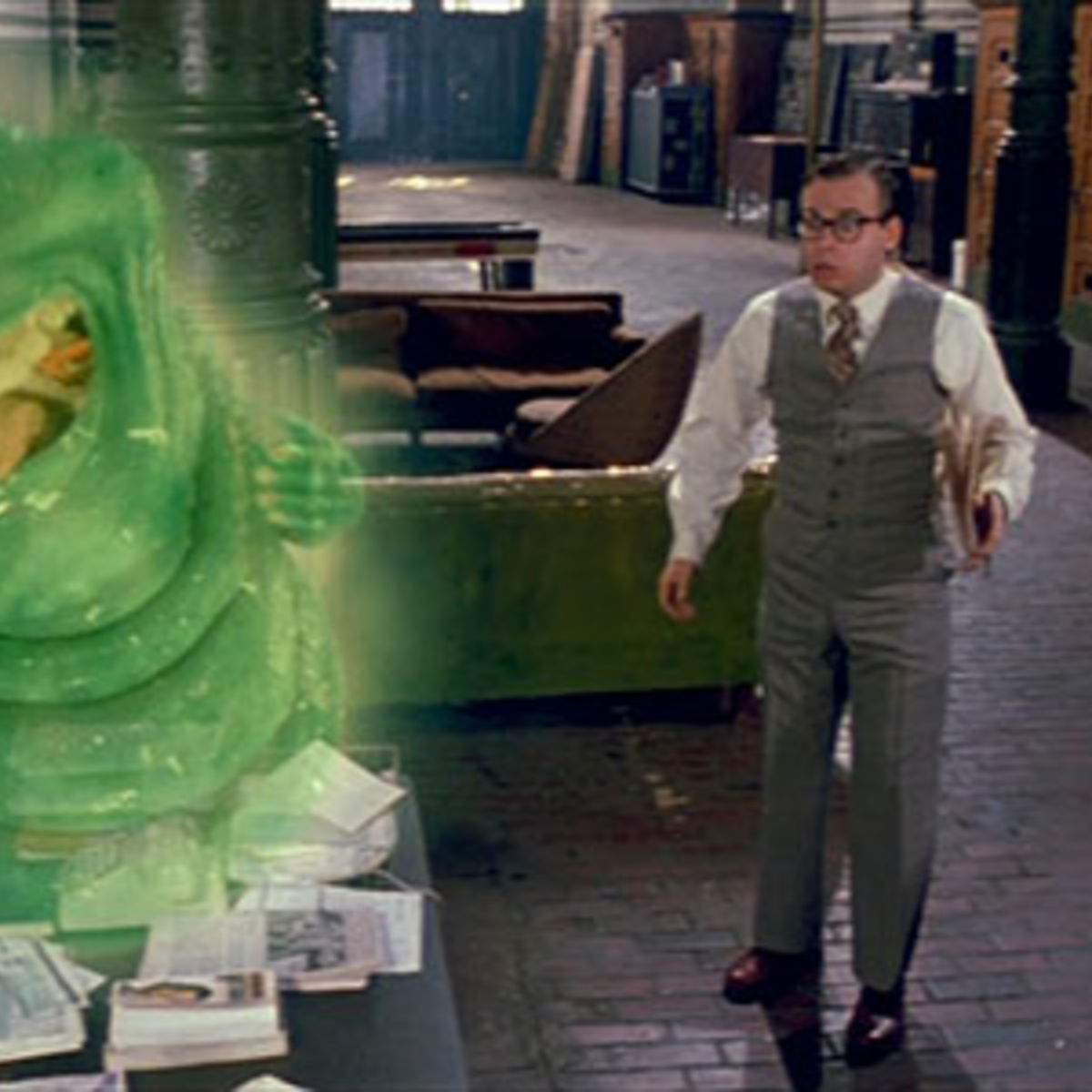Ghostbusters John Belushi And The That Fueled Creation Of Slimer