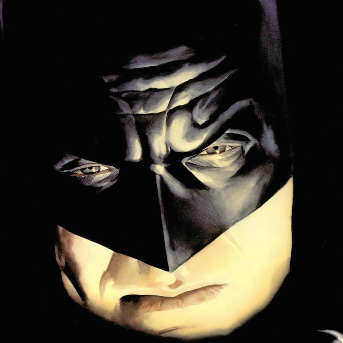 The Top 10 Super Hero Paintings Of Artist Alex Ross By