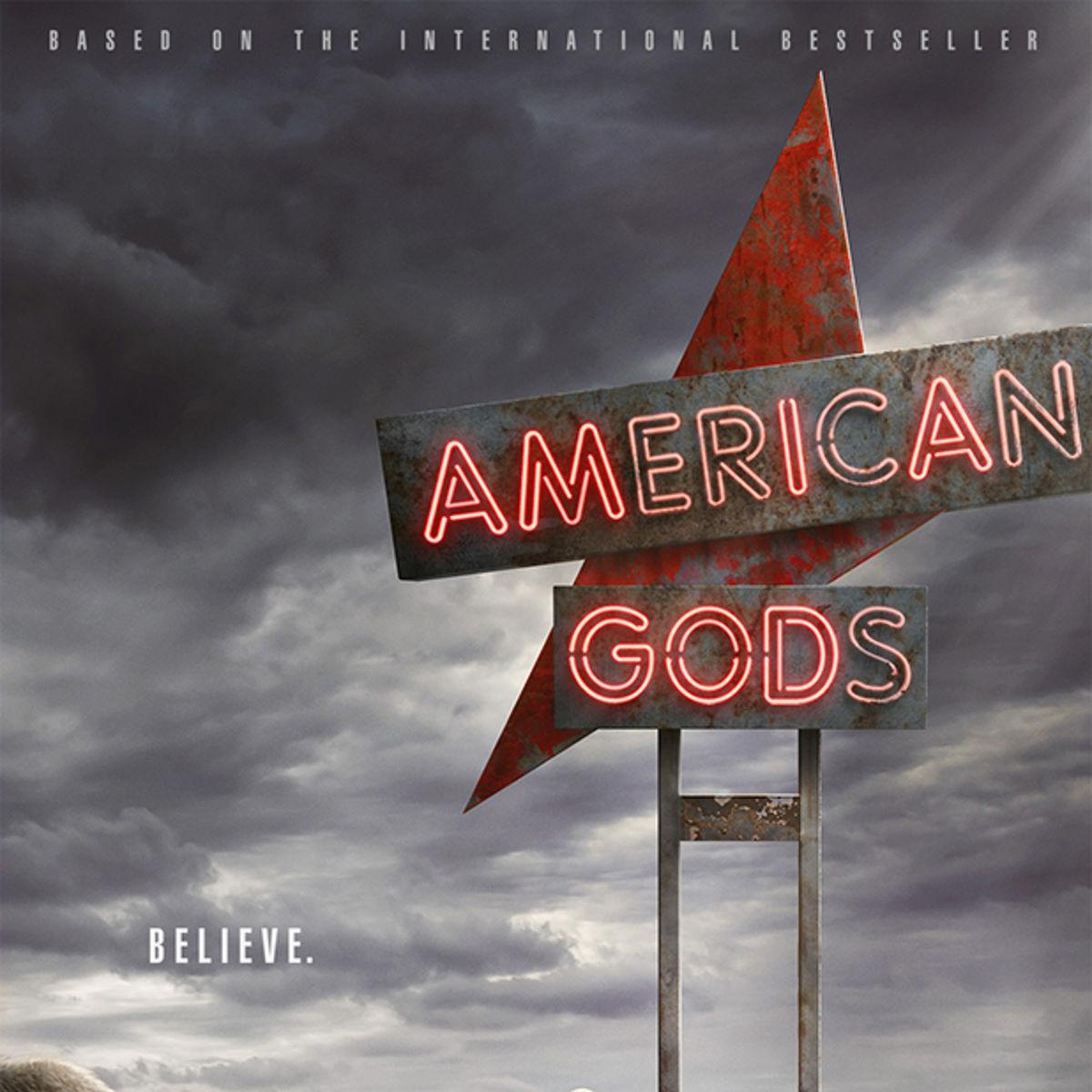 American Gods stars Yetide Badaki and Ricky Whittle on going deeper ...