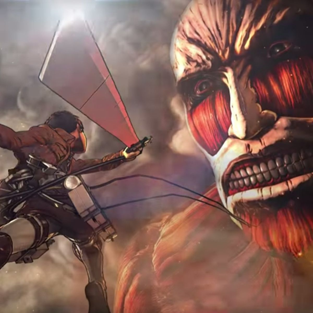 An Attack On Titan Movie Is Coming From The Director Of It