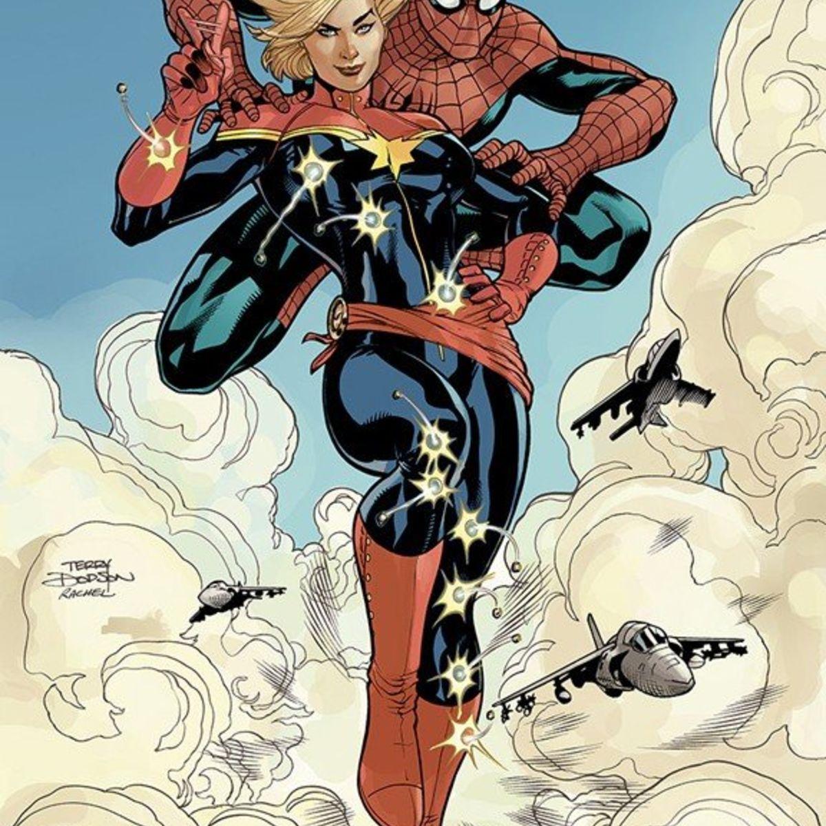 Captain-Marvel-Spider-Man-comics.jpg