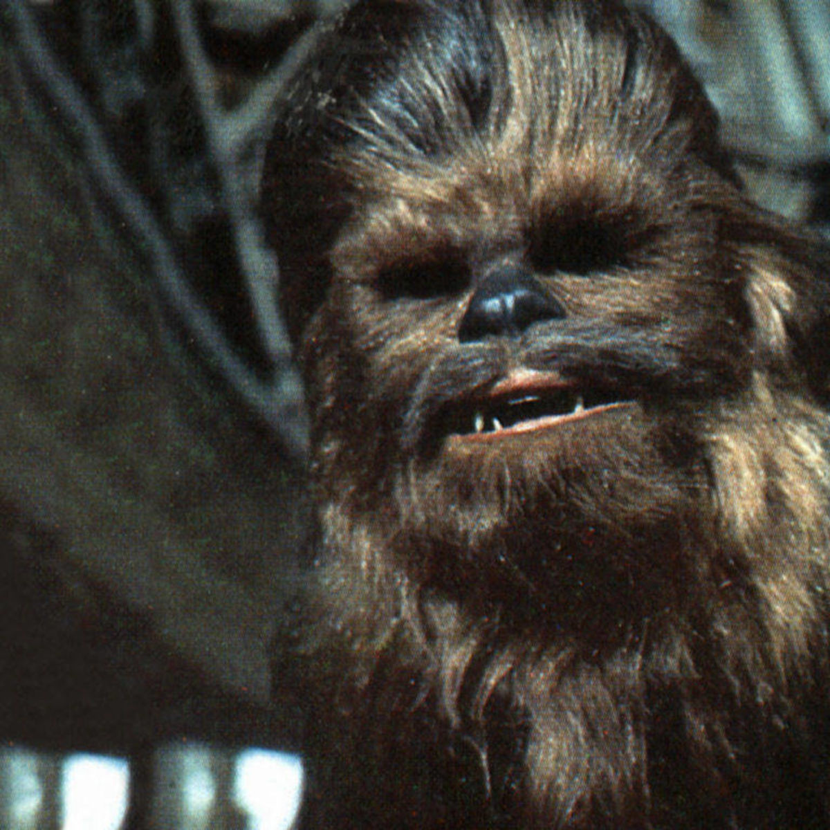 little known sci fi fact studio execs pushed for chewbacca to wear