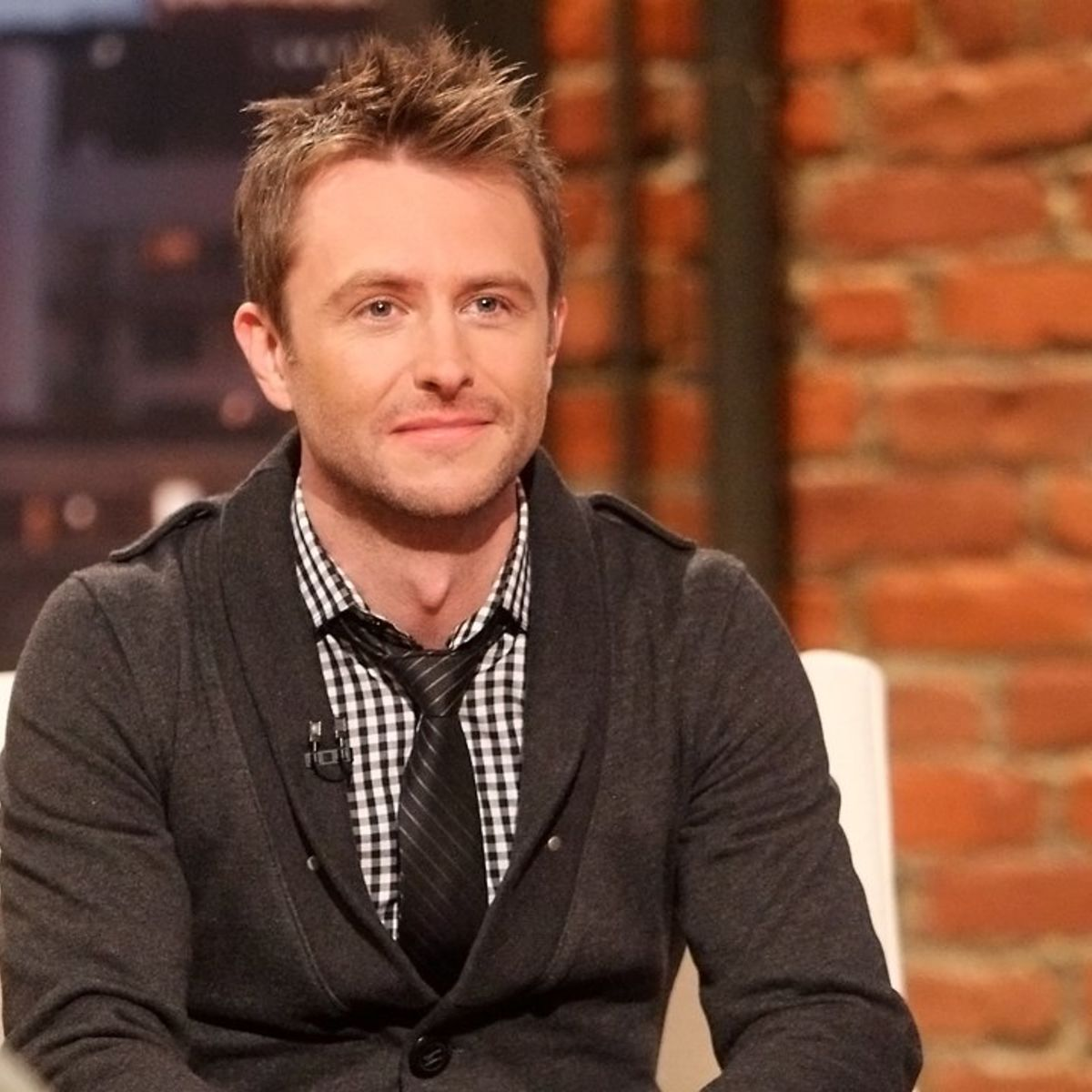 Chris Hardwick gets emotional upon 'Talking Dead' return