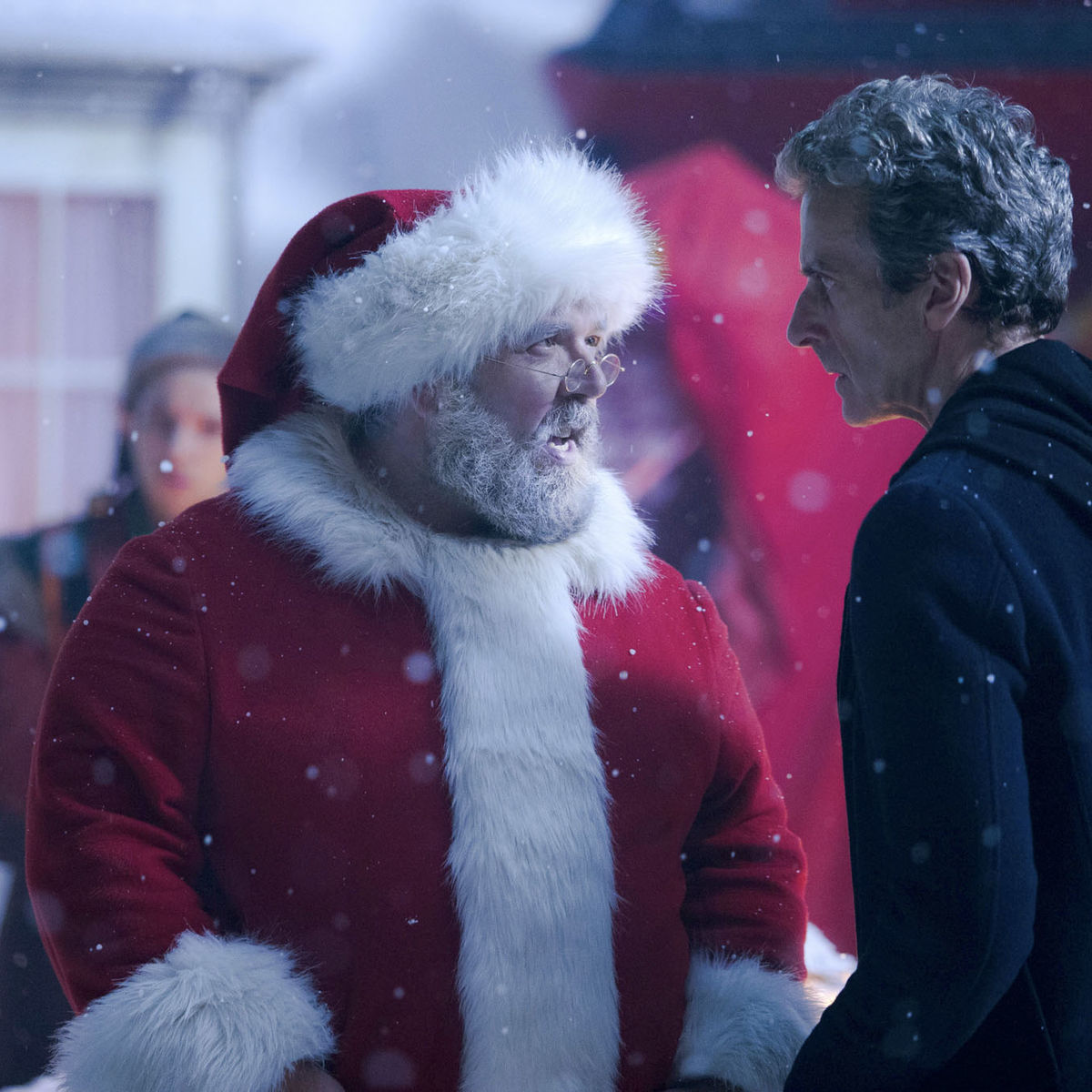 """Doctor Who Christmas Special, """"Last Christmas"""""""