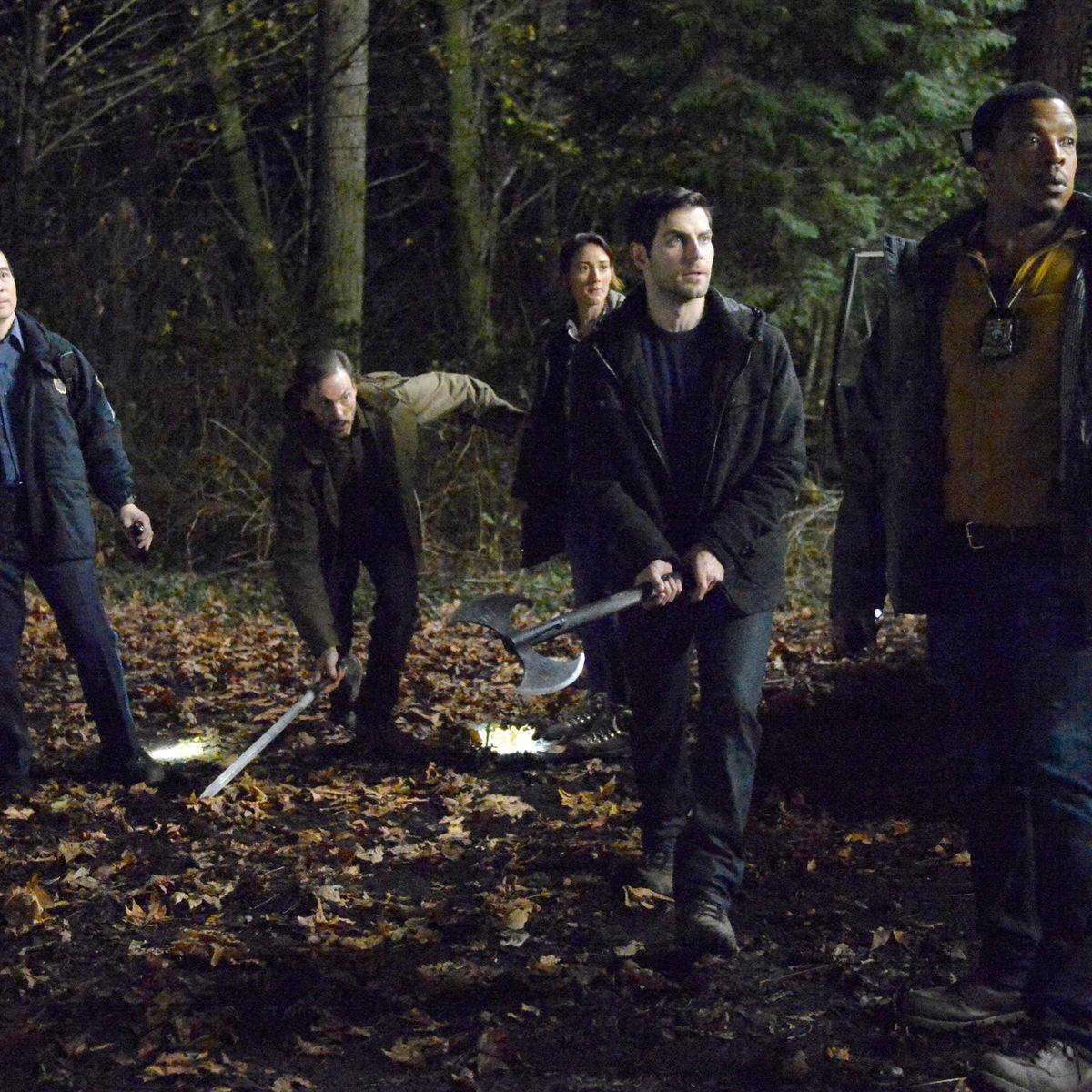 """Grimm's Episode 609 - """"Tree People"""""""