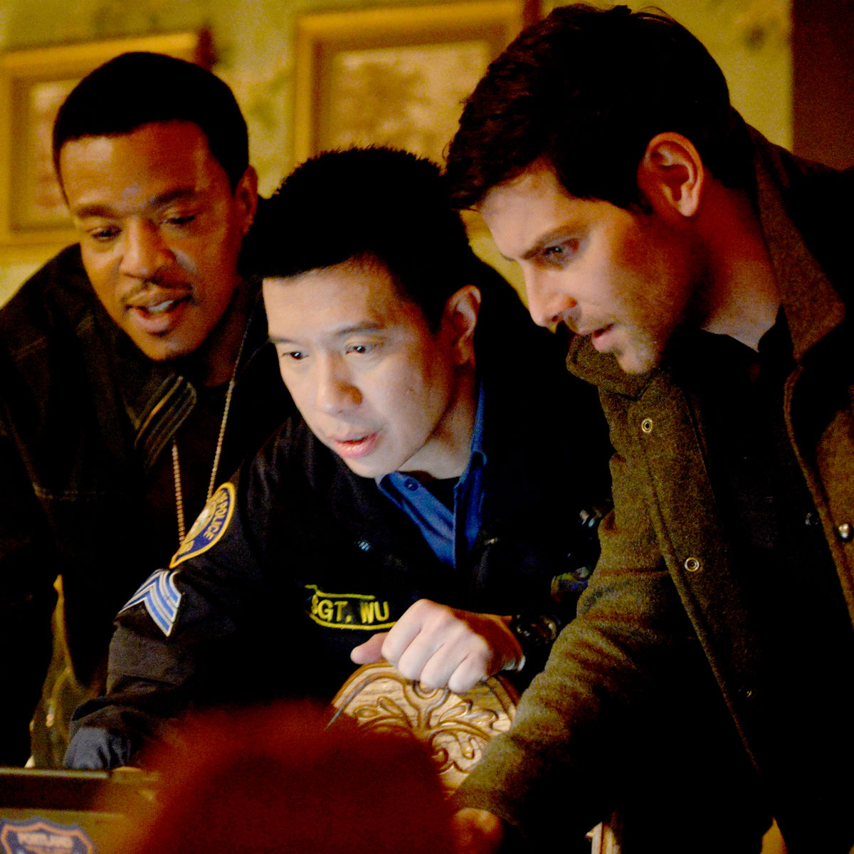 'Grimm' Spinoff in Development at NBC