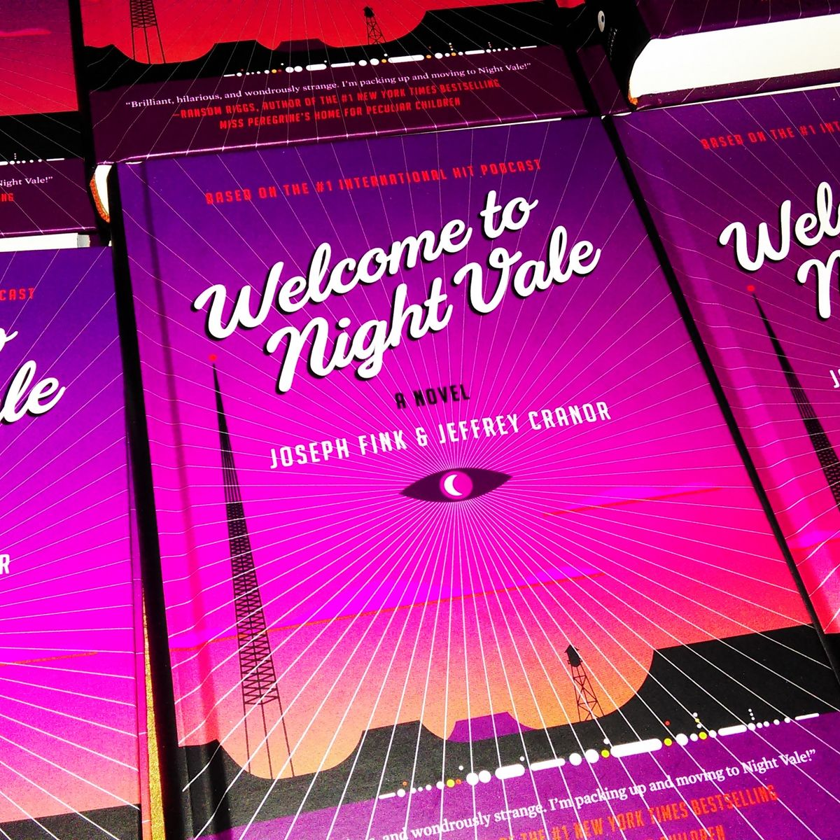 Stuff We Love The Welcome To Night Vale Book Is Even Stranger Than Podcast