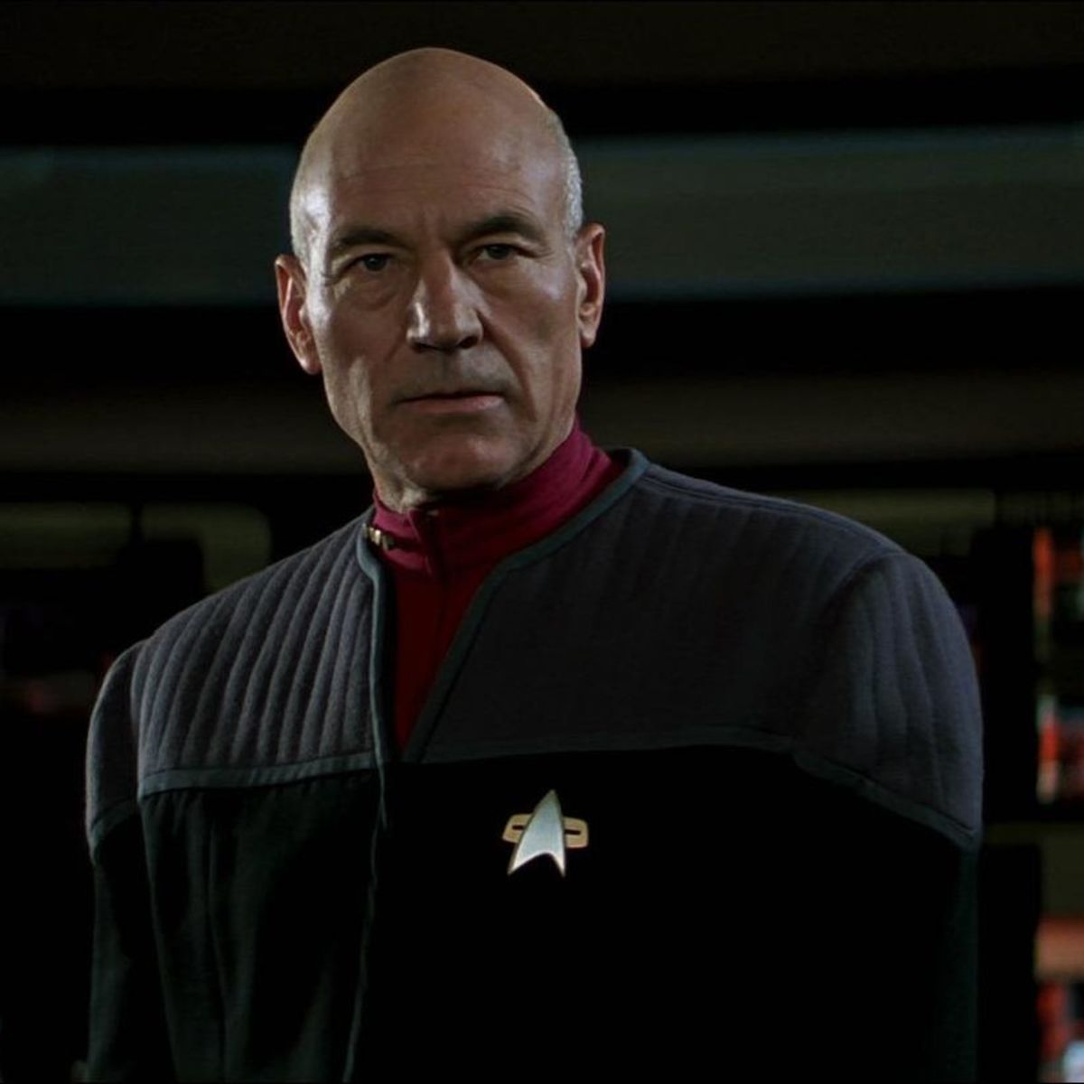 Patrick Stewart Says He'd Play Star Trek's Capt. Jean-Luc
