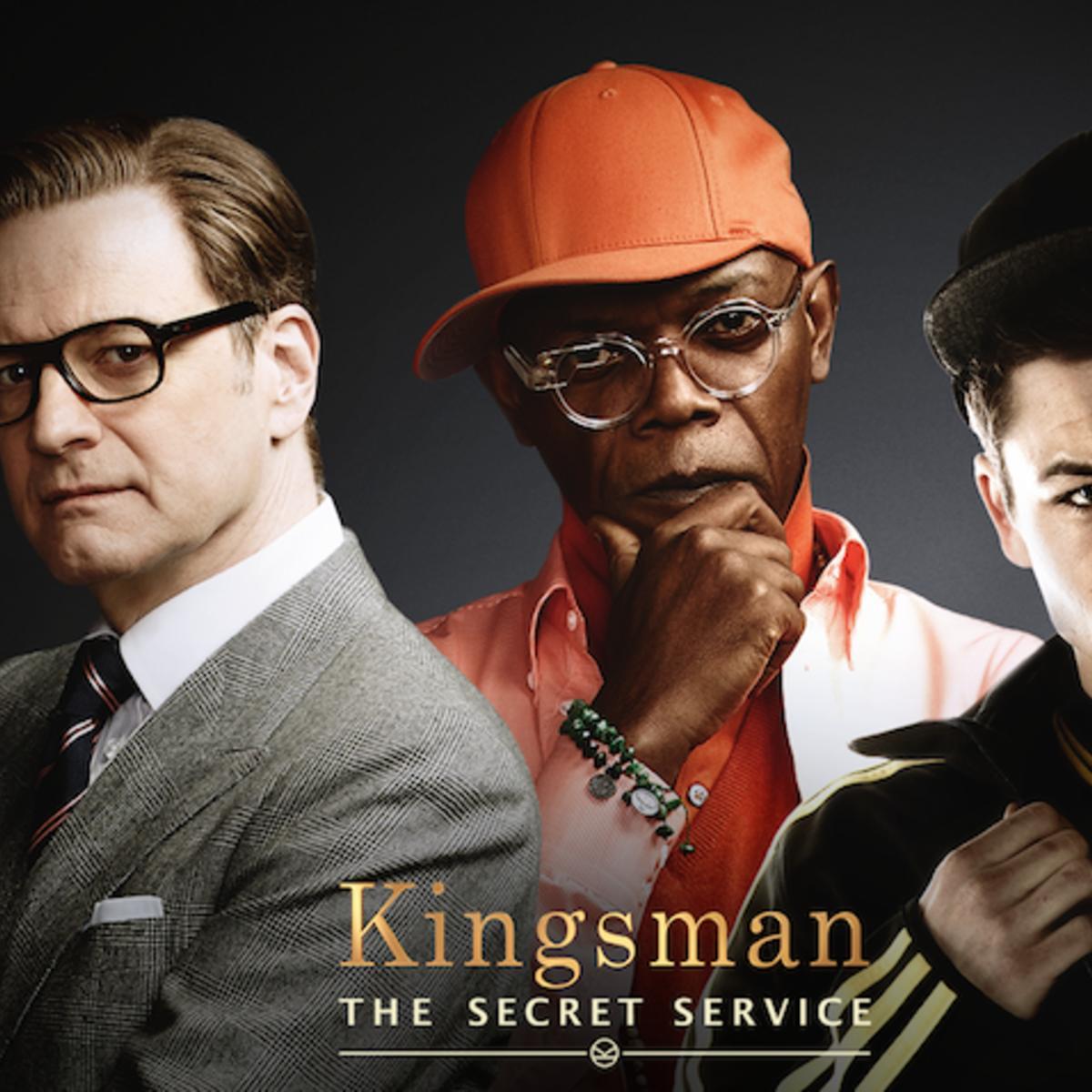 Image result for kingsman: the secret service