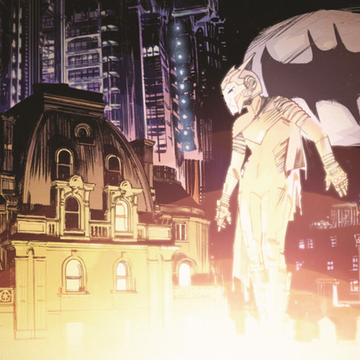 Mother Panic from DC's Young Animal