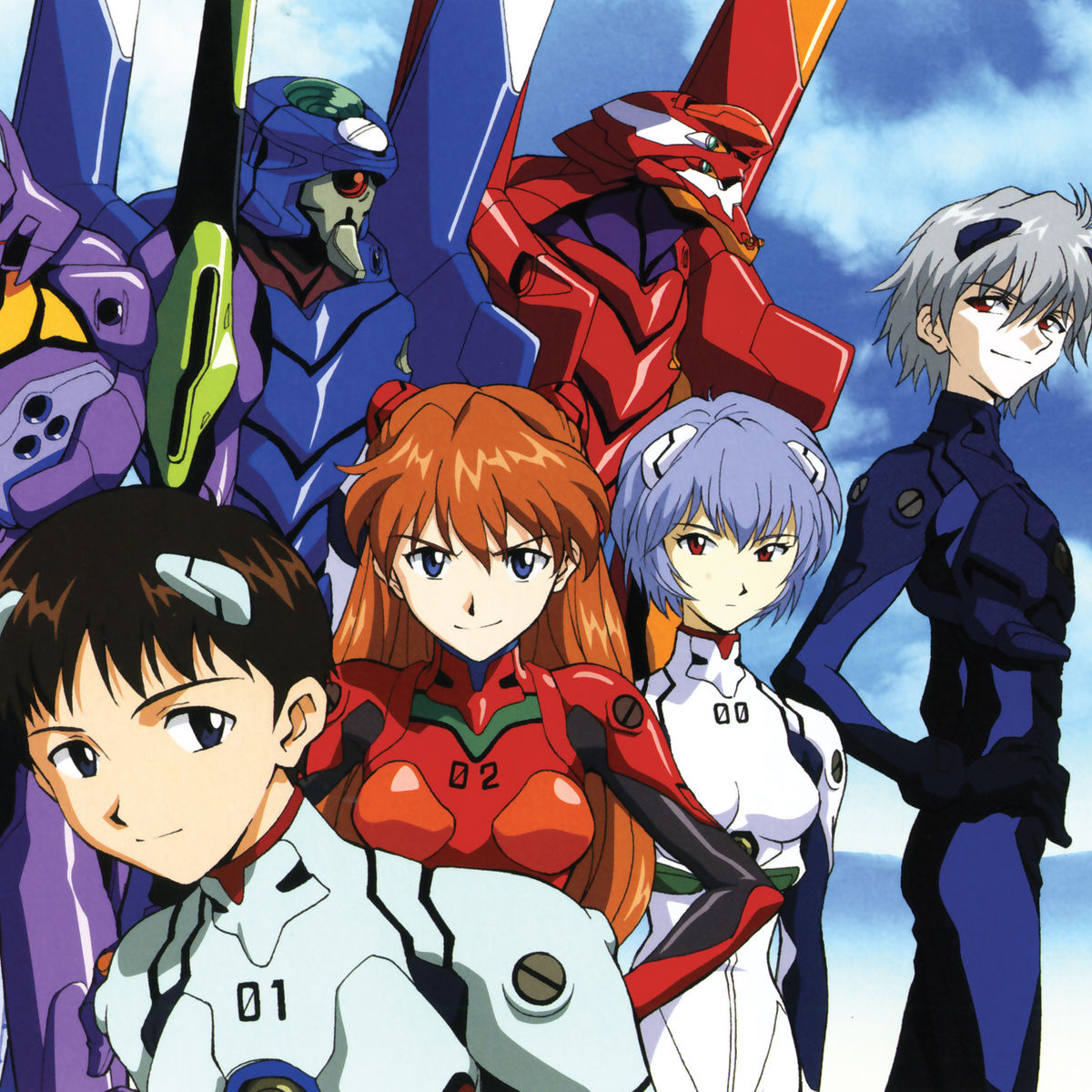 Neon genesis evangelion creator hideaki anno warns about the rapid decline of japanese animation
