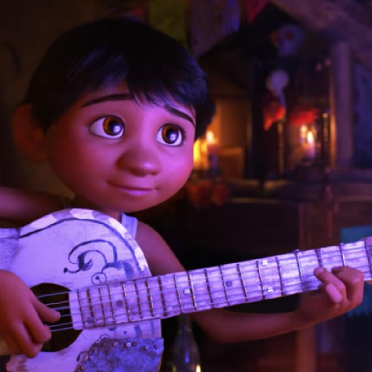 Trailer For Coco Looks Like The Next Star In Pixars Constellation
