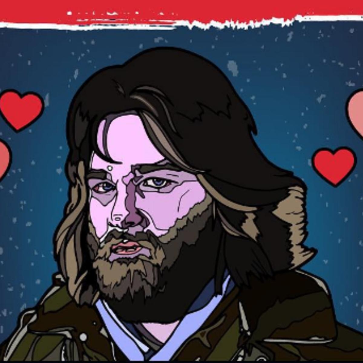 Valentine S Day Horror Themed Cards To Die For Syfy Wire