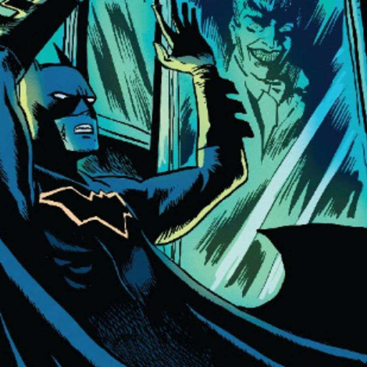 DC\'s All-Star Batman: The Dark Knight flings a flamingo in preview ...