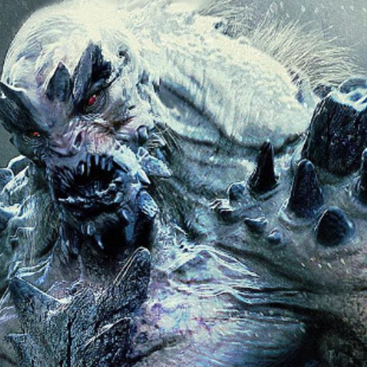 this batman v superman concept art brings doomsday back to his comic