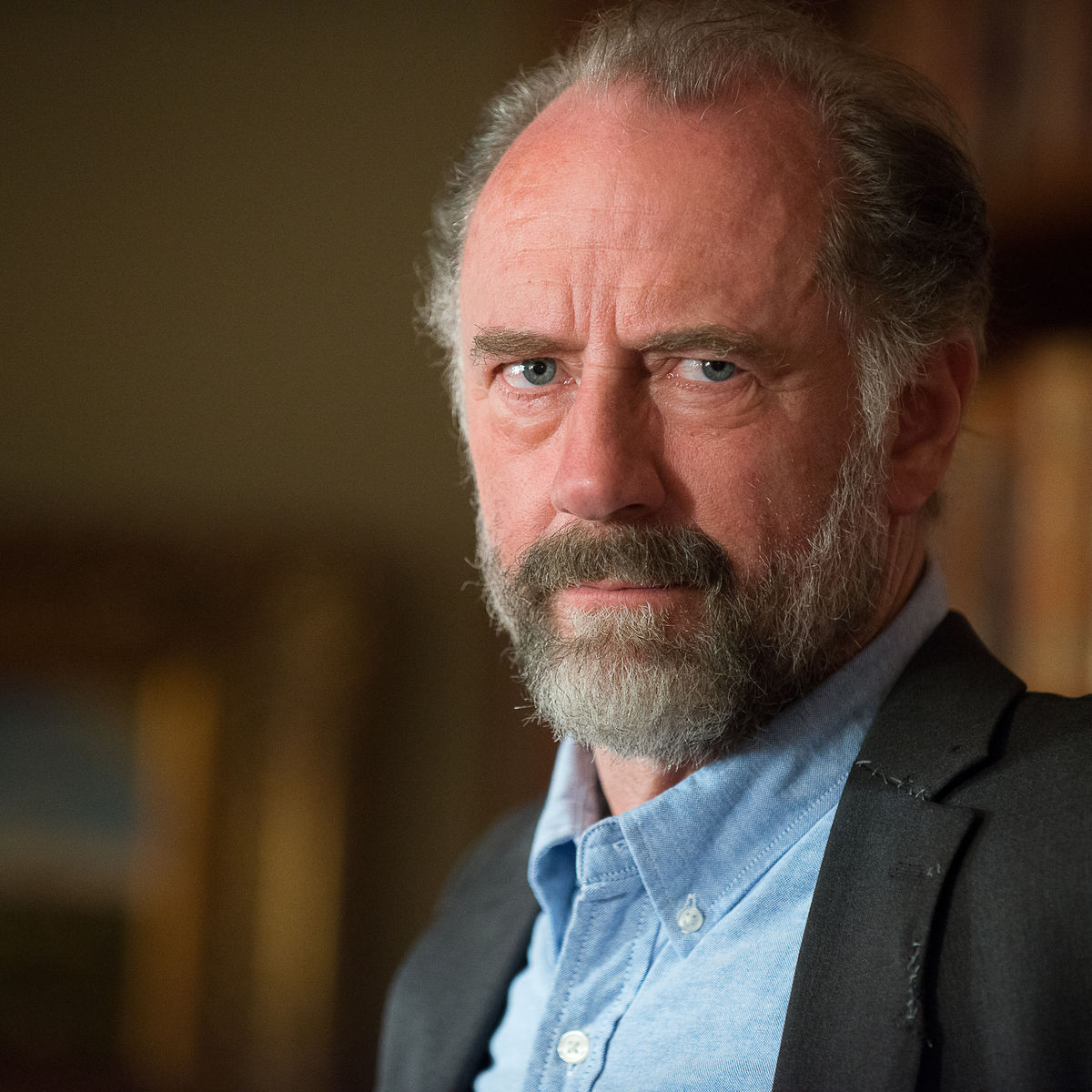 The Walking Dead - Xander Berkeley as Gregory
