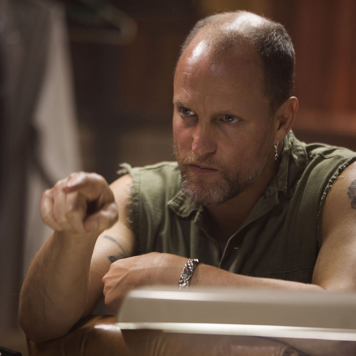Woody Harrelson makes public call for green activism images