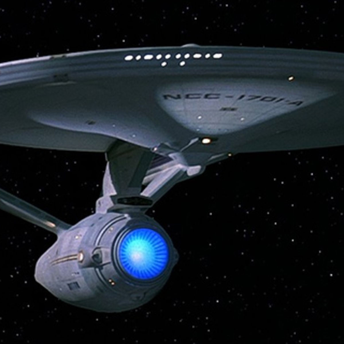 Star Trek USS Enterprise NCC-1701a