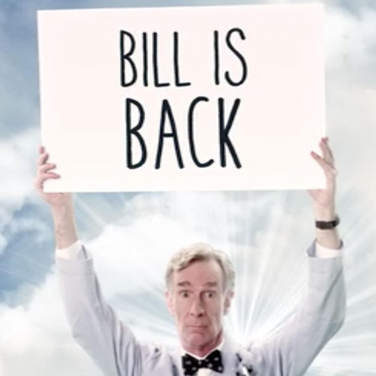 Bill Nye Saves the World!