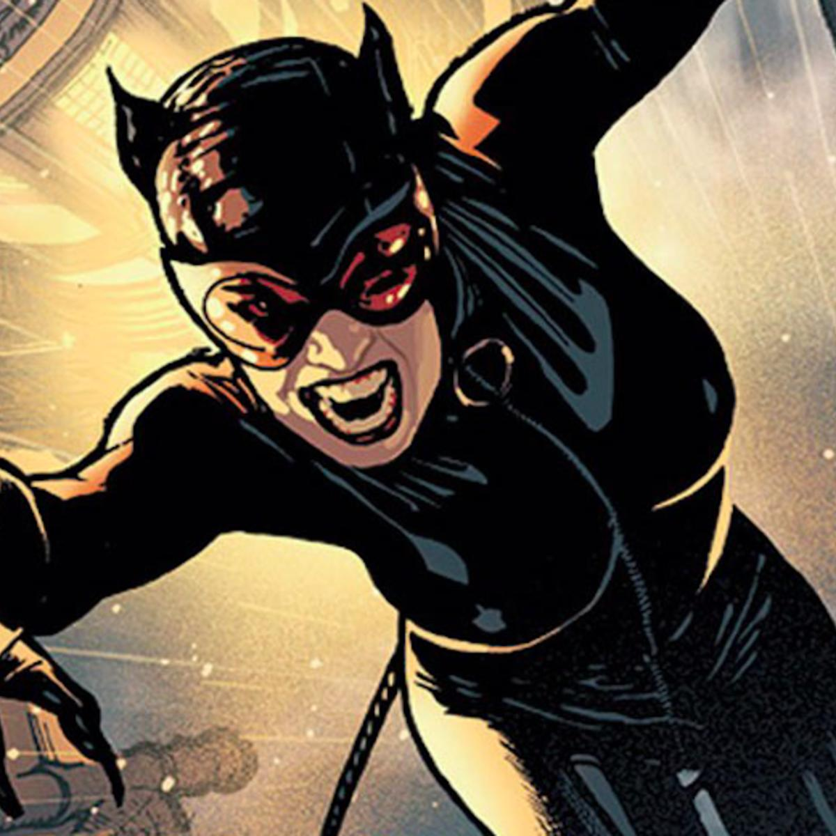 Catwoman Comes Out as Bisexual in New Comic Book